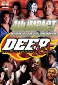 DVD DEEP 2001 4th IMPACT