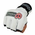 Triumph United MMAグローブ StormTrooper Open Palm 白