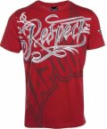 TAPOUT Tシャツ Respect UP 赤