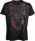 TAPOUT Tシャツ Bright Eyes 黒