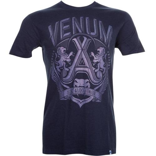 VENUM Tシャツ ジョゼ・アルド Lion 青                                     [ve2-2328]