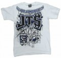 CLINCH GEAR Tシャツ Jasse Taylor 白