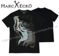 MARC ECKO PLAY BOY Tシャツ MORE THE MERRIER 黒