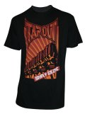 TAPOUT Tシャツ Of The People 黒