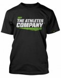 Muscle Pharm Tシャツ Athlete's Company 黒