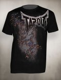 TAPOUT Tシャツ DNA 黒
